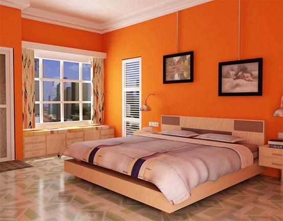 เชื่อไหม? สีของห้องนอนช่วยรักษาโรคได้