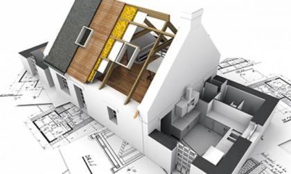 ยื่นขอก่อสร้างบ้าน