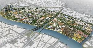 """เนรมิต """"กะดีจีน-คลองสาน"""" แปลงโฉมย่านเก่าสู่เมืองแห่งอนาคต"""