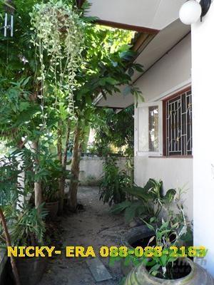 บ้านเดี่ยวมือสอง ขายบ้านเดี่ยวชั้นเดียว 58ตรว ม.ประภาวรรณโฮม1 มีนบุรี