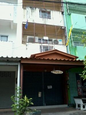 ขายอาคารพาณิชย์ ใกล้ห้างเซ็นทรัลย์ ชลบุรี