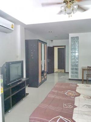 ให้เช่าคอนโดพัทยา ห้องสวยเฟอร์พร้อมบิ๊วอินครัวไว้บริการ Pattaya Condo for Rent very cheap