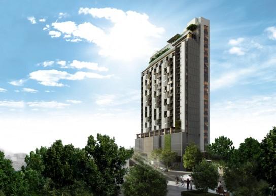 ขายดาวน์ คอนโด PELA  Wutthakat  371,450 บาท 1 ห้องนอน ขนาด 33 ตารางเมตร พร้อม เฟอร์นิเจอร์ครบชุด