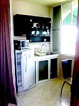 ให้เช่าคอนโดพัทยา ห้องมุมสวยอยู่ชั้นบนสุด มีเฟอร์ ครัวพร้อมอุปกรณ์ครบครัน หิ้วกระเป๋าเข้าอยู่ได้สบาย Pattaya Condo for rent