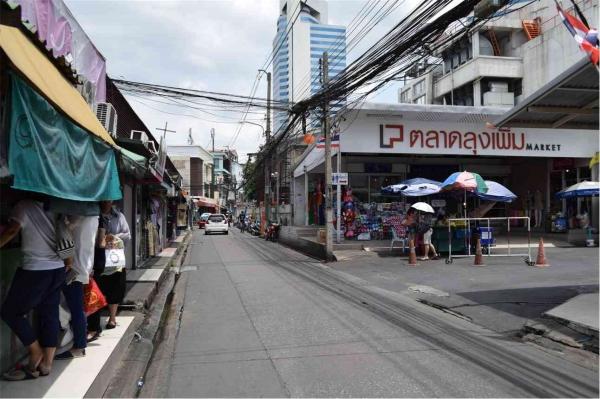 ให้เช่าร้านตลาดการบินไทย ร้านติดถนน ราคาถูกสุดๆ