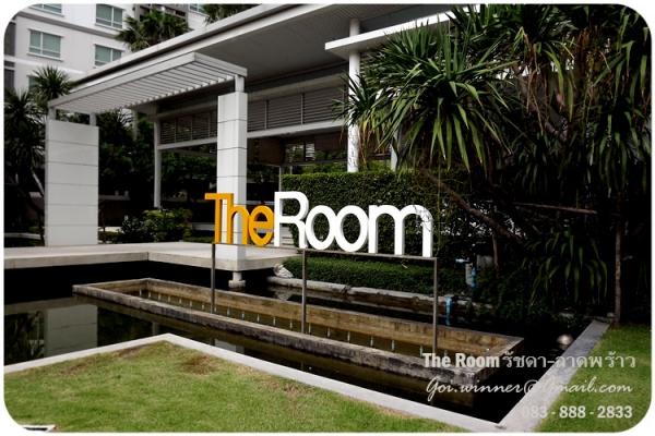 ขายด่วน The Room รัชดา-ลาดพร้าว 1 ห้องนอน 41 ตรม. ชั้น 17 ชั้นบนสุด วิวสวยมาก  ขายเพียง 3.79 ล้าน  เป็นห้องมุม