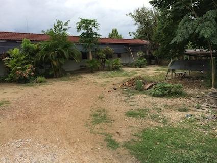 ขายหอพักชั้นเดียว 10  ห้อง ที่ดิน 231 ตรว.ใกล้วิทยาลัยการเกษตรเชียงใหม่ อำเภอสันป่าตอง ติดต่อ 0856892885