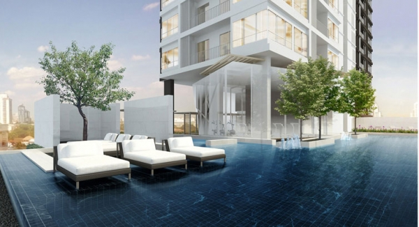 SALE HQ thonglor 2 bedroom 79 sqm high floor ขาย HQ ทองหล่อ 2 ห้องนอน 79 ตรม ชั้นสูง