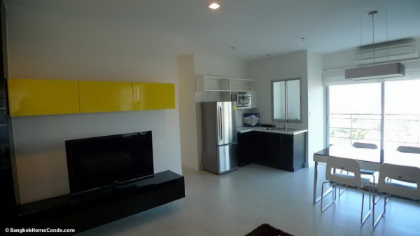 The Room Rachada Condominium For Rent - 1208