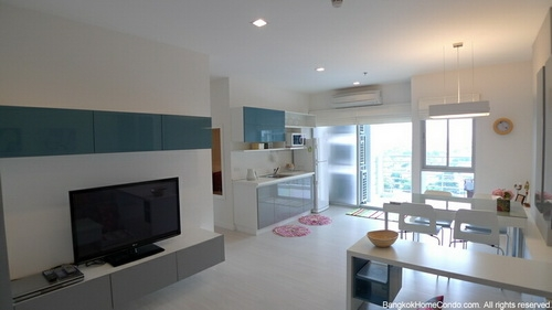The Room Rachada Condominium For Rent - 622