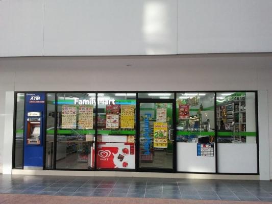 ขาย Shop ในคอนโดรีเจ้นท์ โฮม 15 พร้อมสัญญาเช่า Family Mart