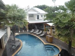 ขายบ้านหรูบนถนนกิ่งแก้ว / Luxury house for sale on Kingkaew road