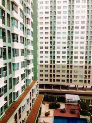 คอนโดเช่า ลุมพินี วงอมาตย์ ชั้น 10 พูลวิว Lumpini condo