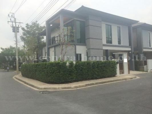 ขายบ้านเดี่ยว 59 ตารางวา Zerene กัลปพฤกษ์ ซีรีน กัลปพฤกษ์ บ้านเดี่ยวสไตล์ Modern