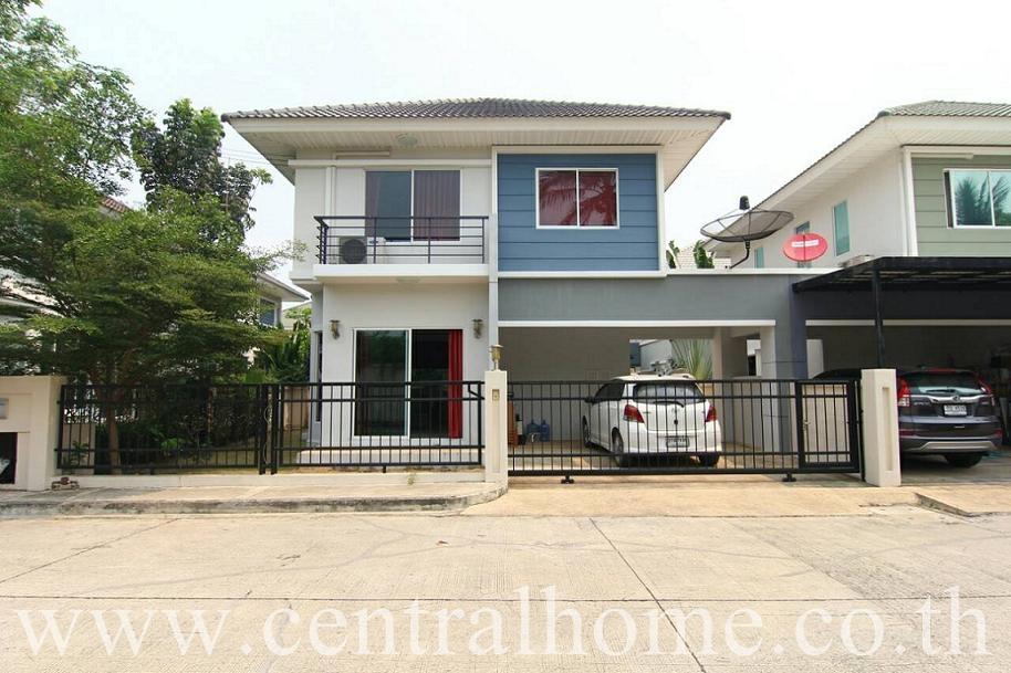 ขายบ้านแฝด 42 ตารางวา Perfect Place รัตนาธิเบศร์ นนทบุรี