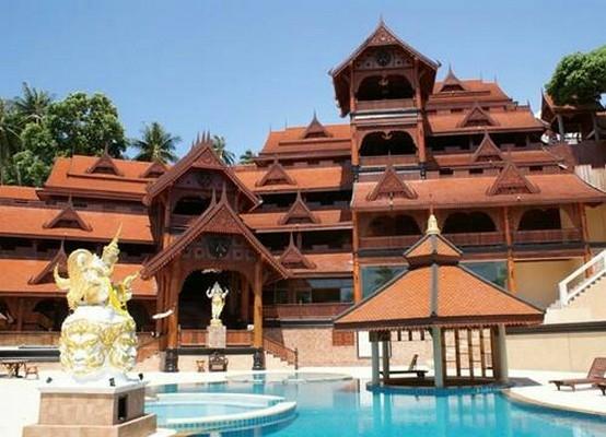 ขายโรงแรมเกาะพะงัน ตั้งอยู่ที่  เกาะพะงัน  จังหวัดสุราษฏร์ธานี