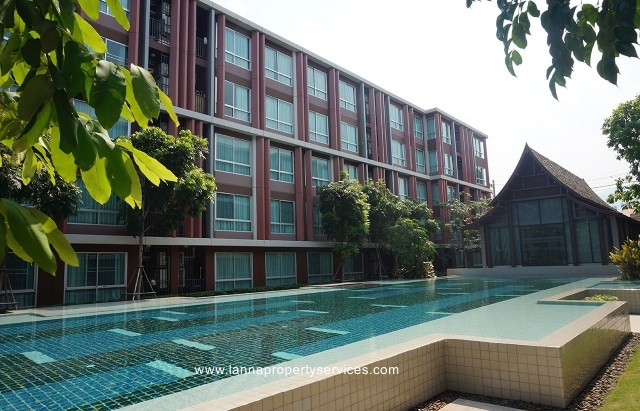 D vieng santitham condominium / คอนโดโครงการดีเวียงสันติธรรม