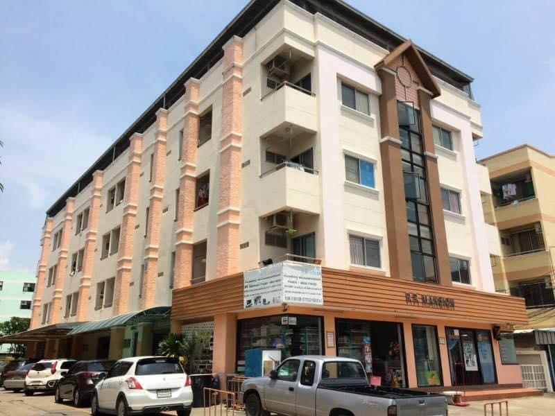 ขายแมนชั่น 79 ห้อง5 ชั้น ราคาถูก ถนนเชื่อมสัมพันธ์ 13 ใกล้มหาวิทยาลัยมหานคร หนองจอก