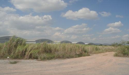 ขายที่ดินเปล่า 150 ไร่ เขตอุตสาหกรรม ทำเลเด่น ใกล้ท่าเรือแหลมฉบัง