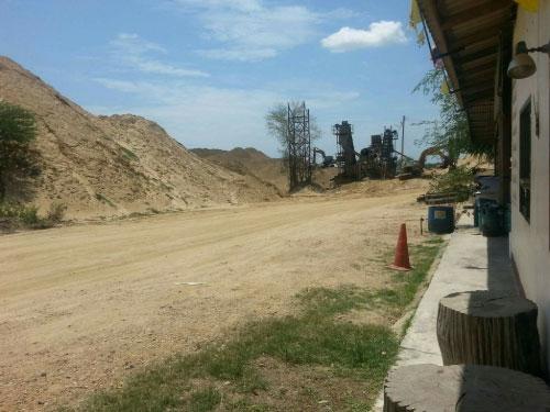ขายกิจการบ่อทราย 250 ไร่ อยู่ เขตกำแพงแสน นครปฐม
