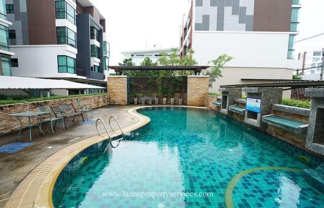 Luxury studio condo for sale in the biggest chiangmai business park