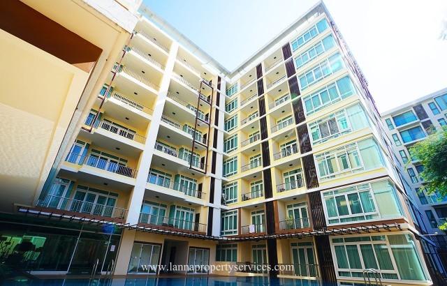 Luxury condominium at Nimman for sale.