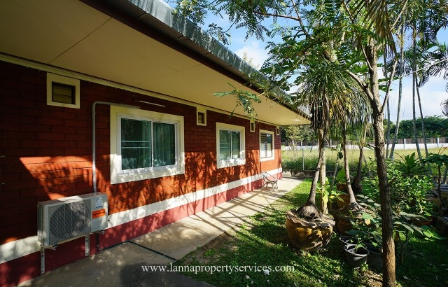 House style homestay in Namphrae hangdong chiangmai