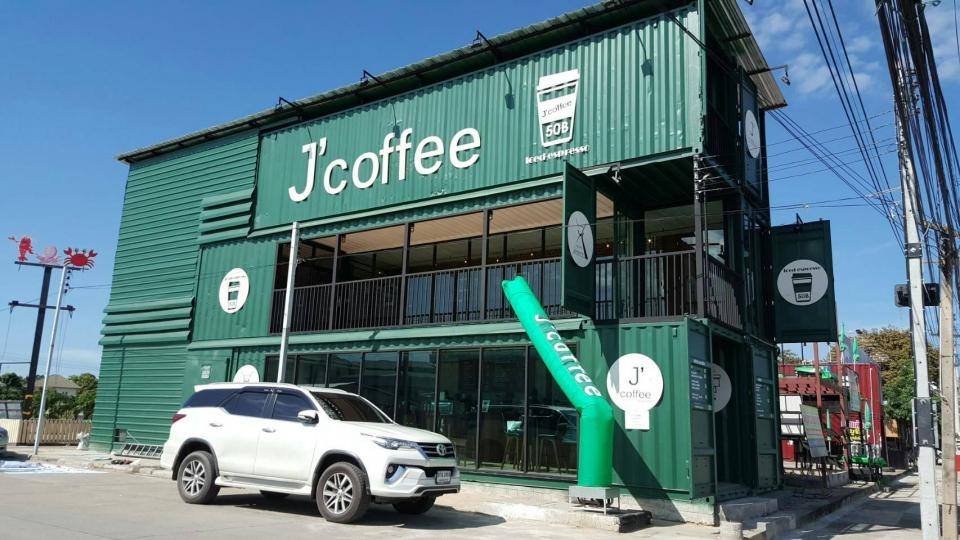 เซ้งร้านกาแฟ J coffee สาขาตลาดพูนทรัพย์ มีลูกค้าประจำเริ่มกิจการได้ทันที