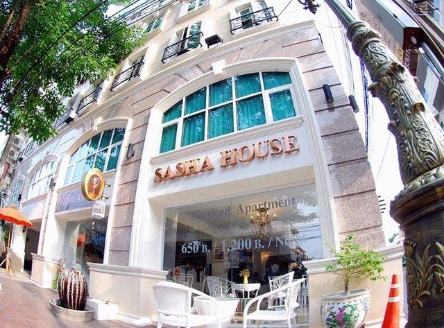 ขายอาคาร 6 ชั้น Sasha House เสนานิคม ติดรถไฟฟ้า สถานี เสนานิคม