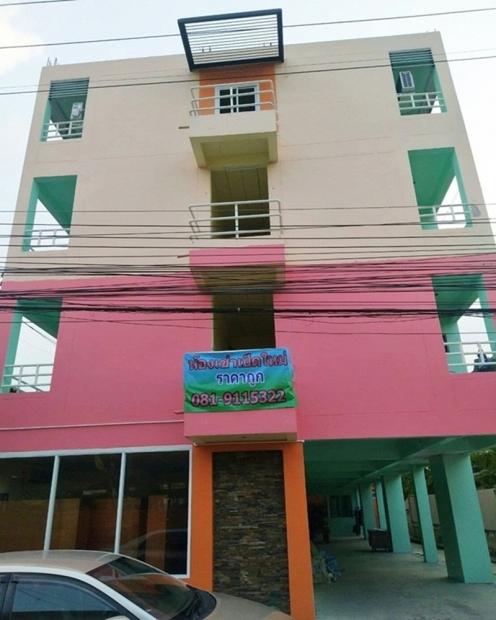 ให้เช่า ห้องพักใหม่ Pop Apartment คลองหลวง33 ทำเลทอง ใกล้ม.ธรรมศาสตร์ รังสิต และ ม.กรุงเทพฯ