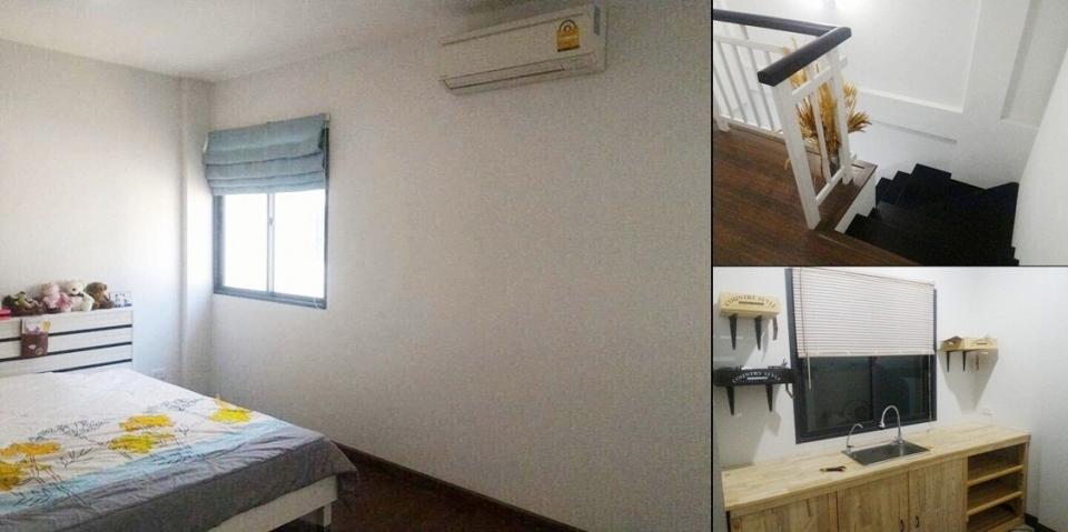 ขายทาวน์เฮ้าส์ 3 ห้องนอน ใน บางพูน เมืองปทุมธานี