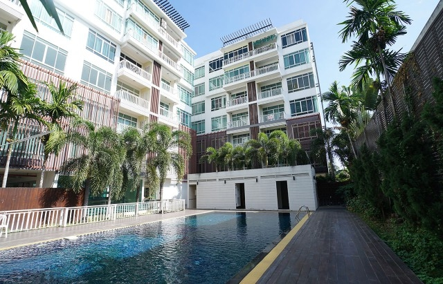 Furnished 2 bedrooms for rent in the business park chiangmai